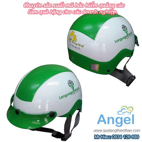Mũ Bảo Hiểm, Mũ Bảo Hiểm In Logo