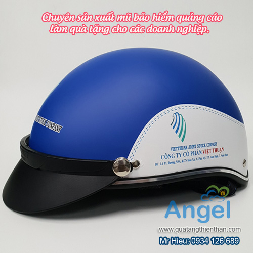 Mũ Bảo Hiểm, Mũ Bảo Hiểm Quảng Cáo