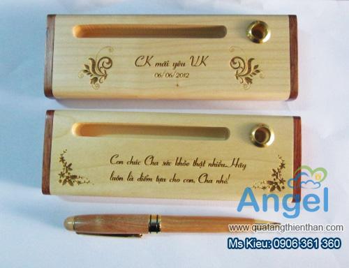 Bút gỗ, Viết Gỗ, Quà Tặng Gỗ, Móc Khóa Gỗ, Hộp bút gỗ, Quà Tặng Bằng Gỗ